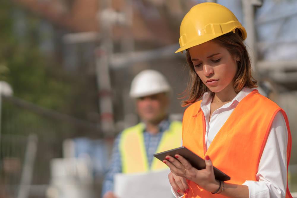 Tecnología aplicada a la seguridad laboral