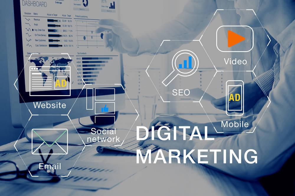 El marketing digital, el mejor socio del entorno web