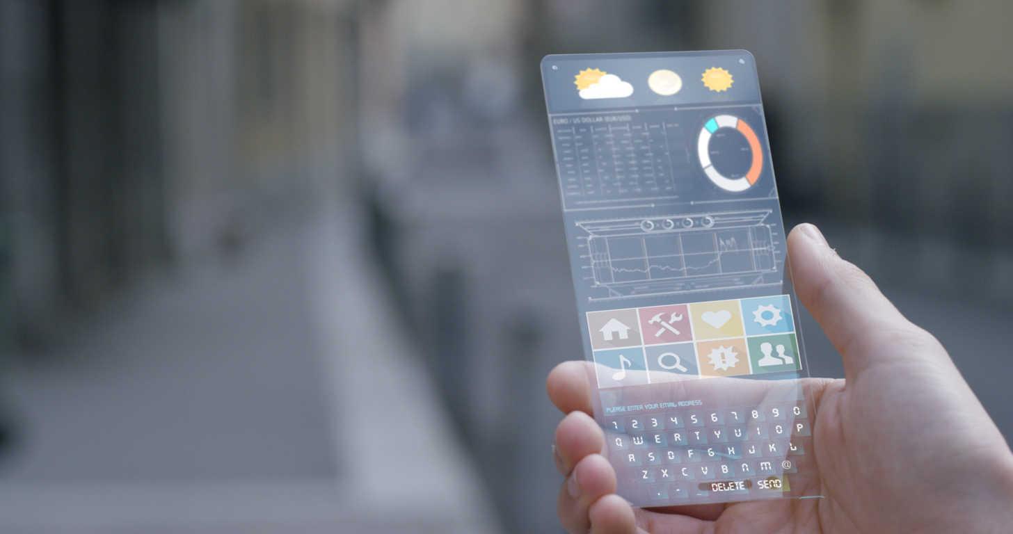 El Smartphone del futuro