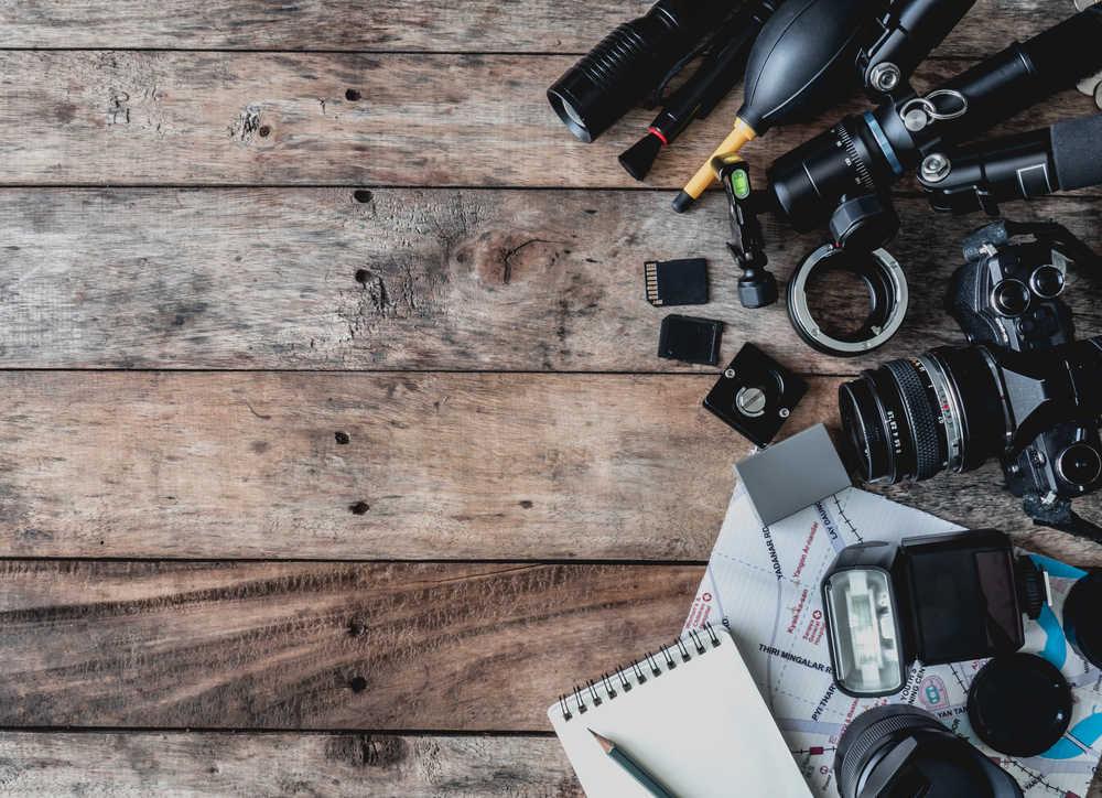 Los aparatos tecnológicos que debería tener cualquier aficionado a la fotografía